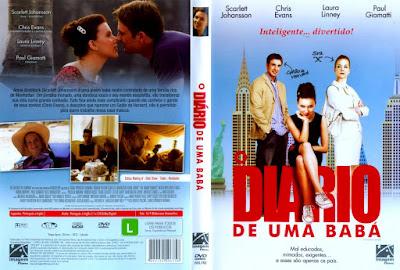 Filme O Diário de Uma Babá DVD Capa