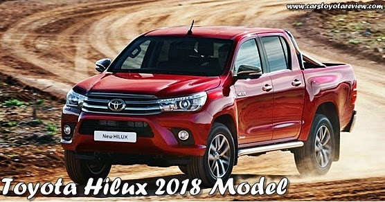 toyota hilux 2018 model cars toyota review. Black Bedroom Furniture Sets. Home Design Ideas
