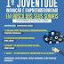 1º Juventude  inovação e empreendedorismo será nesta quarta feira