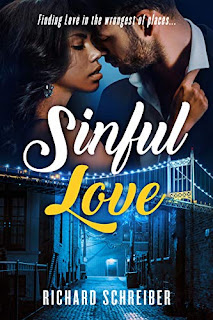 Sinful Love - Finding Love in the Wrongest of Places book promotion sites Richard Schreiber