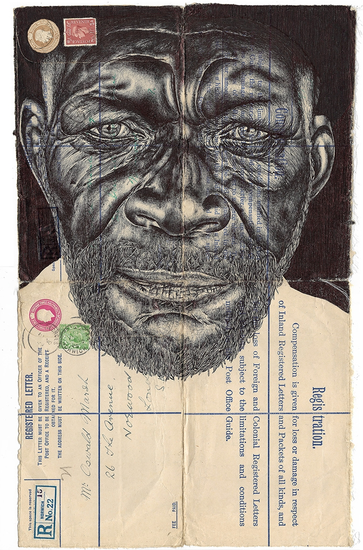 12-Mark-Powell-Ballpoint-Biro-Drawings-on-Recycled-Paper-www-designstack-co