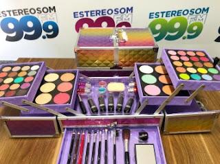 Promoção: Sorteio Maleta de Maquiagem Estereosom FM e Educadora