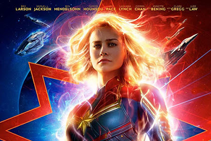 Captain Marvel (2019) Full Movie - Dunia21