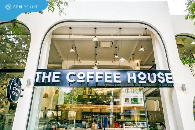 Chi Nhánh THE COFFE HOUSE Hà Nội.