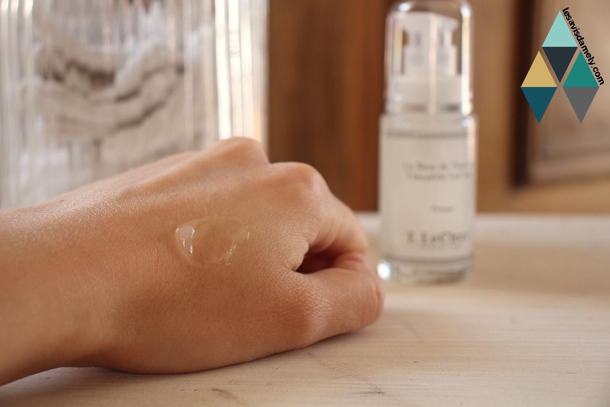 avis et test base de teint maquillage t.leclec