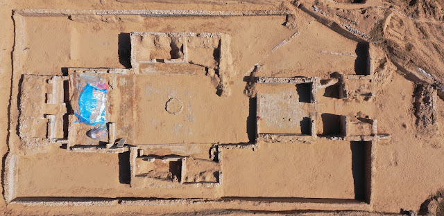 Remains of Great Wall fort from Ming Dynasty discovered in NW China's Shaanxi