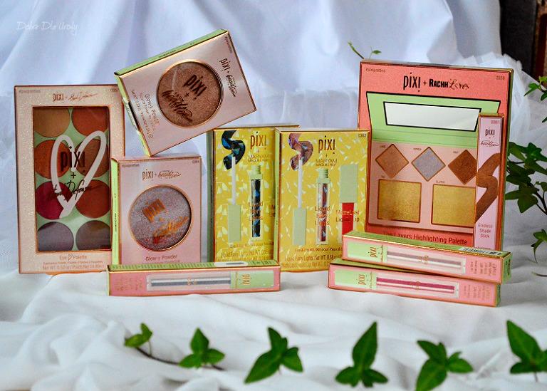 #PixiPretties - nowa kolekcja kosmetyków do makijażu Pixi Beauty