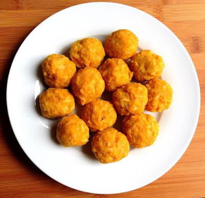 curry balls recipe