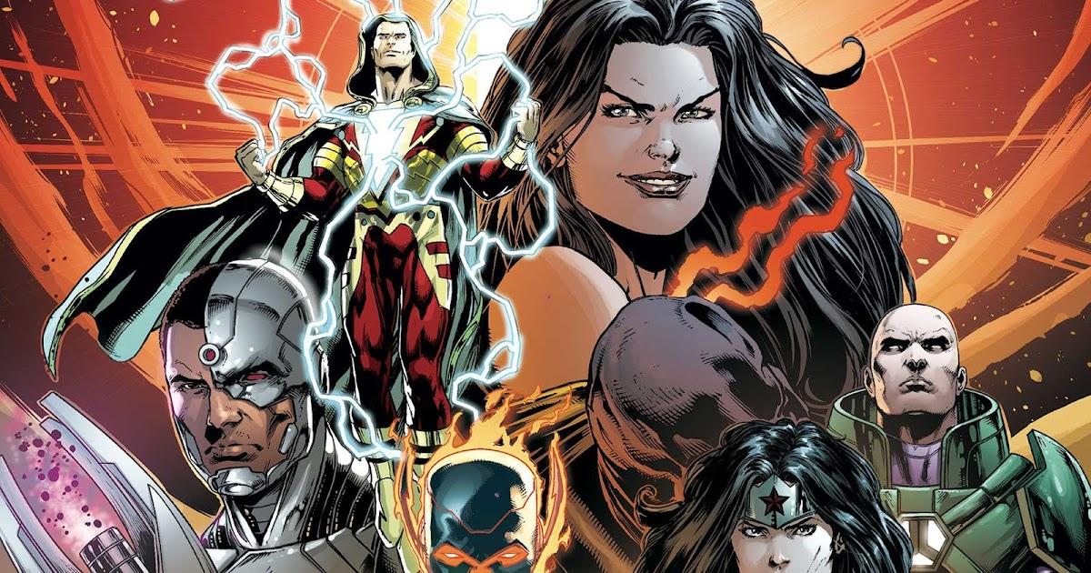 justice league review - photo #11