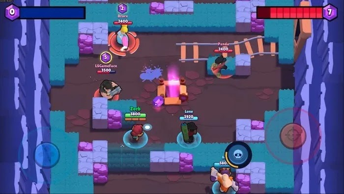 أفضل بدائل Fornite Ios Brawl Stars