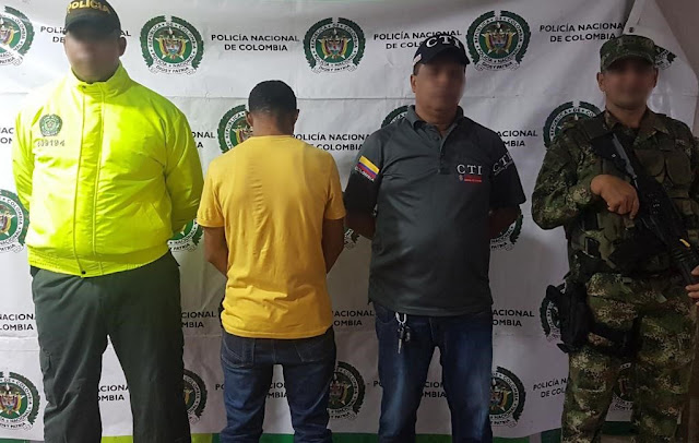 En Riohacha cae hombre buscado por acto sexual abusivo con menor de 4 años en Valledupar