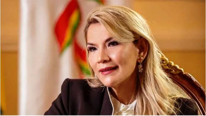 Presidenta Áñez recibe muestras de solidaridad y cariño desde las redes sociales