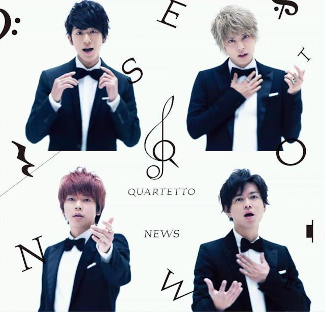 NEWS新專輯【QUARTETTO四重奏】預購 哪裡買