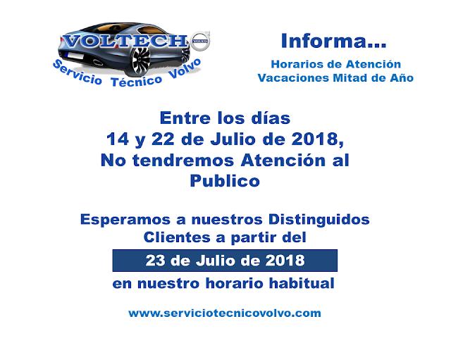 Taller Automotriz Volvo Bogota