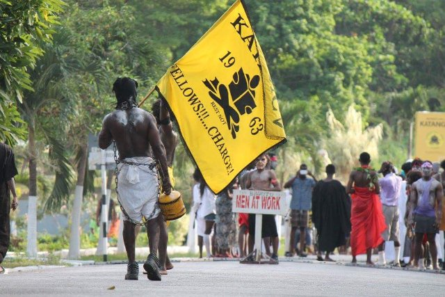 Katanga must remain all-male hall - Gov't to KNUST authorities