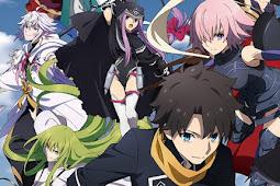 Fate/Grand Order: Zettai Majuu Sensen Babylonia Episode 09 Subtitle Indonesia