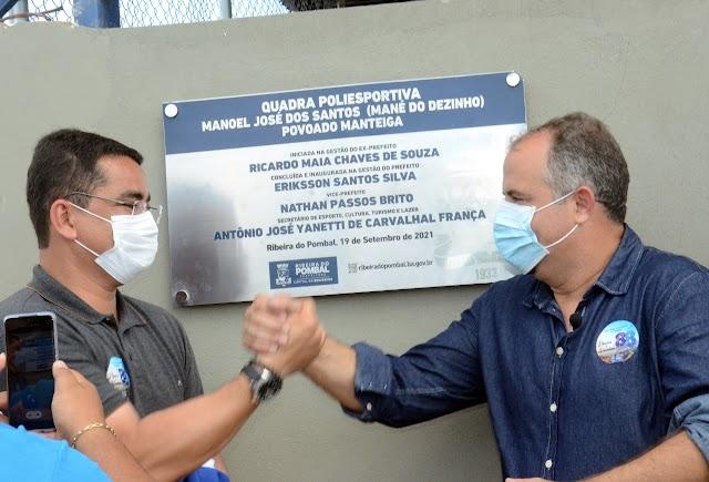 Em Ribeira do Pombal, o pré-candidato a deputado federal, Ricardo Maia, fala sobre articulações políticas