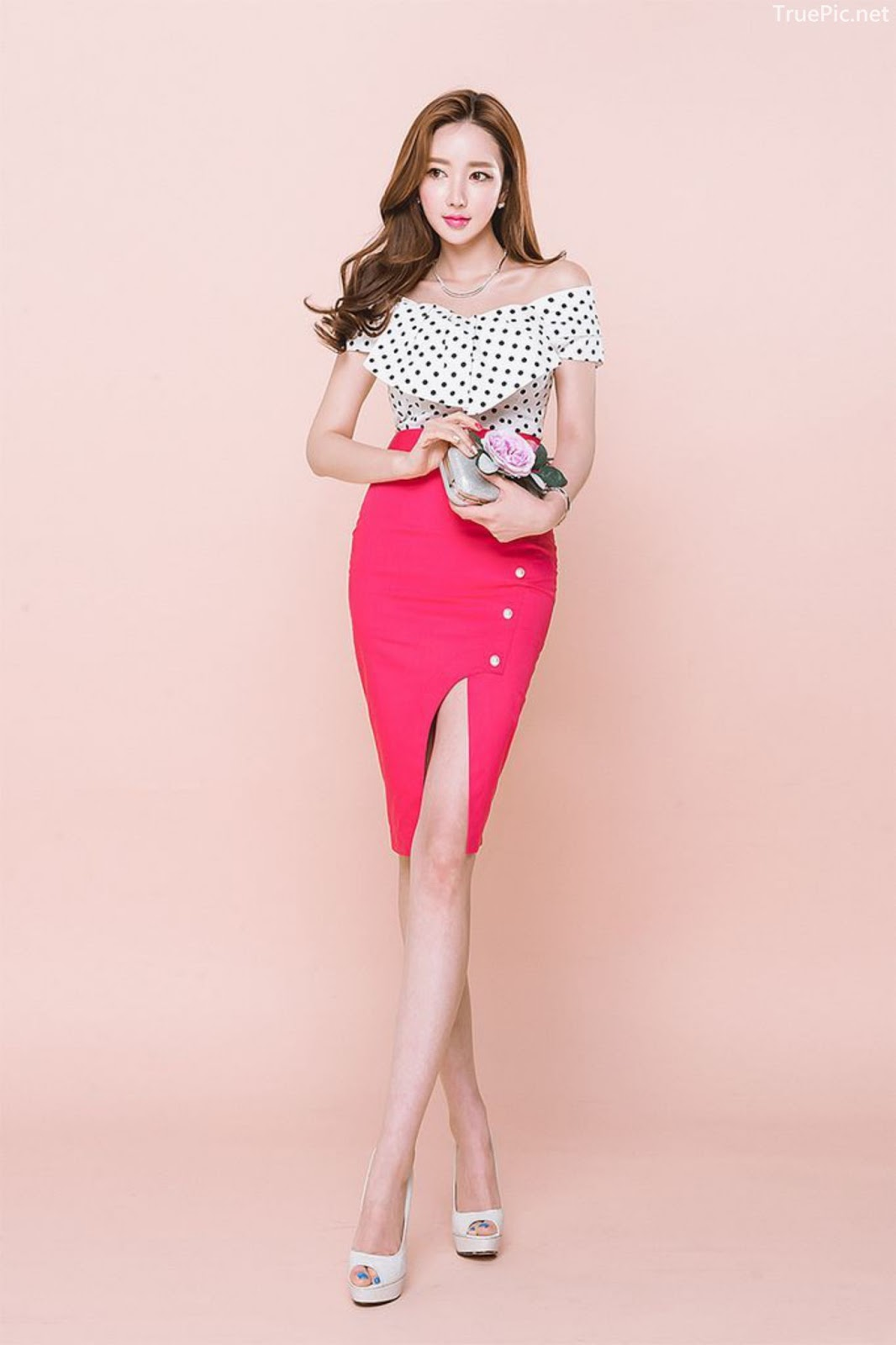 Lee Yeon Jeong - Indoor Photoshoot Collection - Korean fashion model - Part 4 - Picture 8