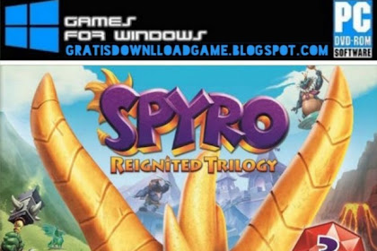 Spyro Reignited Trilogy Free Download Game PC Full Repack