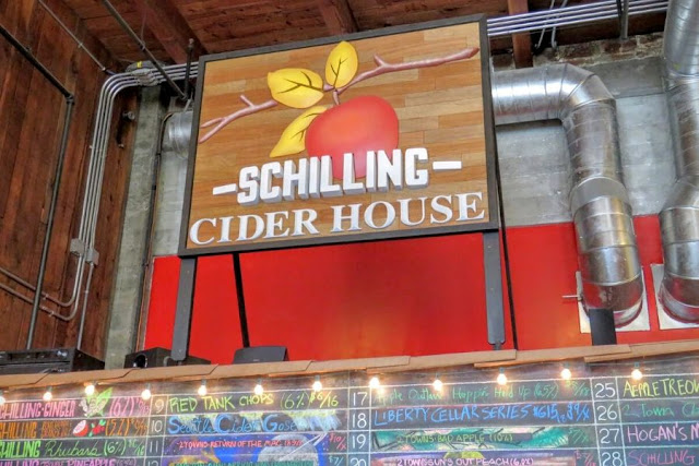 One Day in Seattle: Schilling Cider House