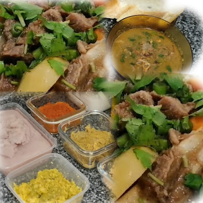 Resepi Sup Daging Paling Sedap