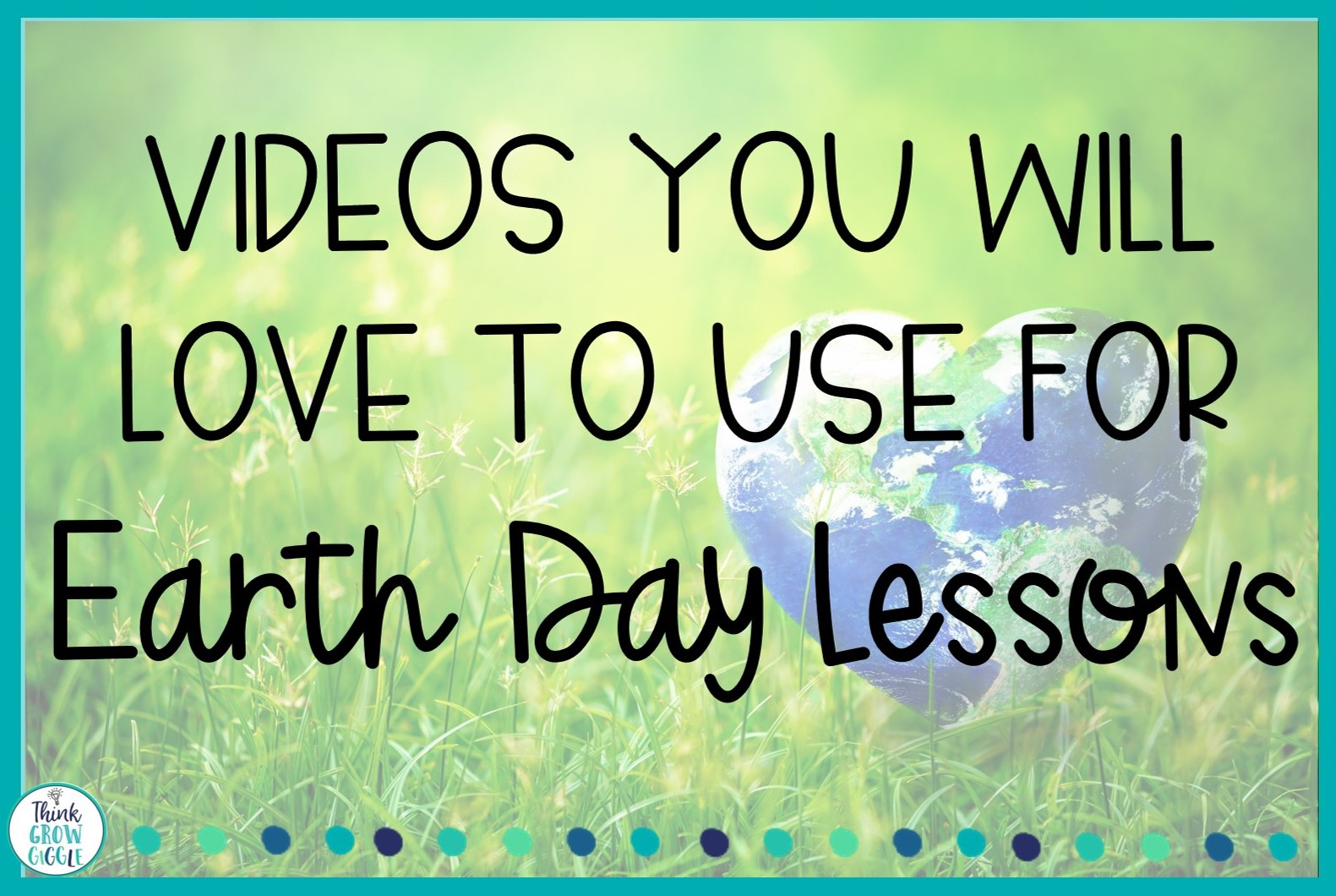 earth day lesson plans for upper elementary