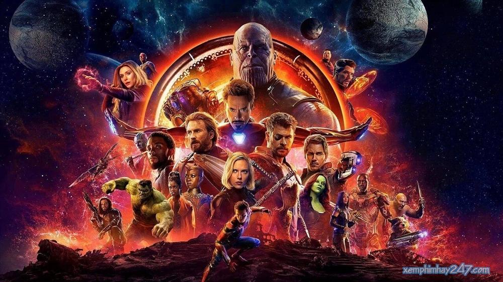 http://xemphimhay247.com - Xem phim hay 247 - Biệt Đội Siêu Anh Hùng 3: Cuộc Chiến Vô Cực (2018) - The Avengers 3: Infinity War (2018)