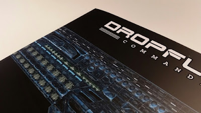The Core Rulebook for Dropfleet Commander has arrived!