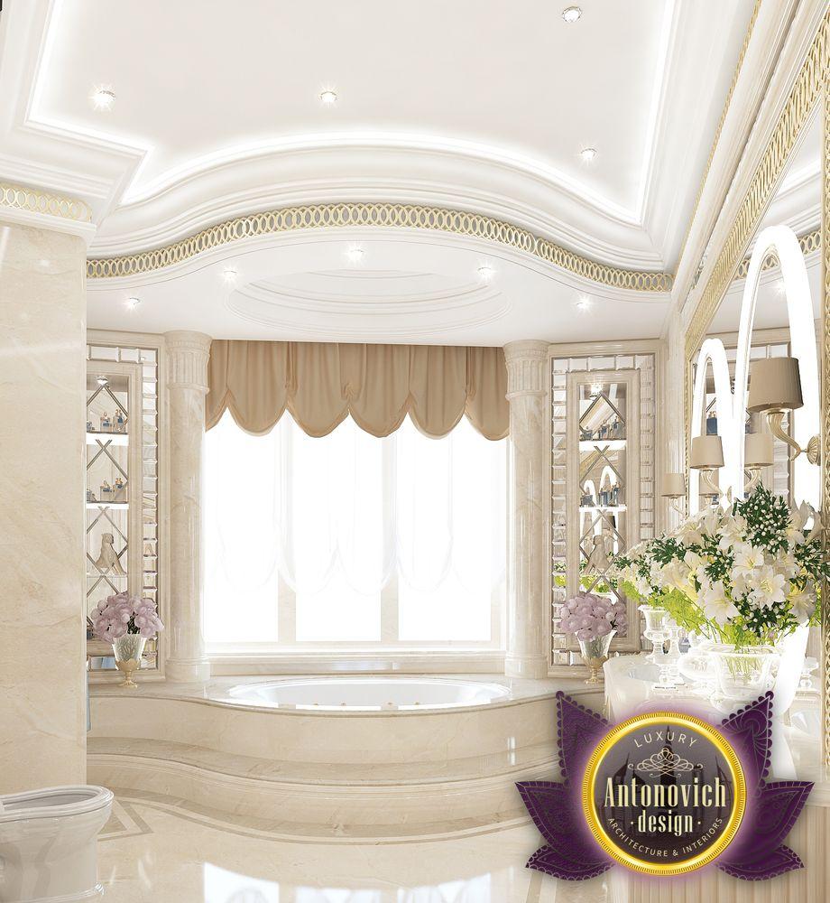 Katrina Antonovich Luxury Interior Design: Nigeiradesign: The Bathroom Interior Of Luxury Antonovich