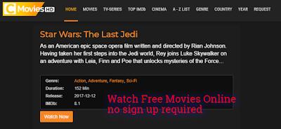 cmovieshd.com free movies