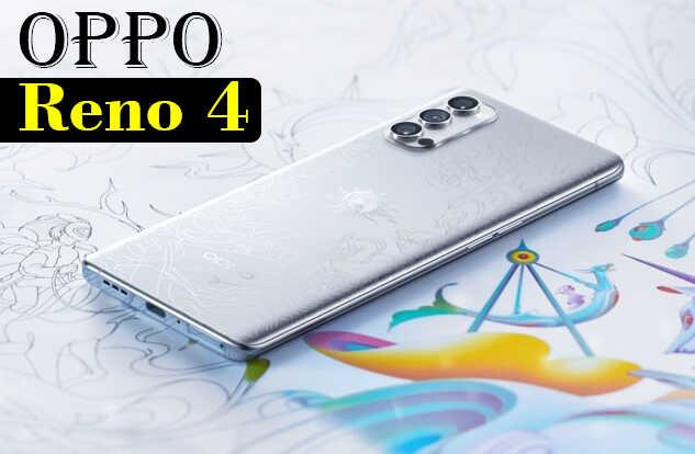 إطلاق سلسلة Oppo Reno 4 بشكل رسمى