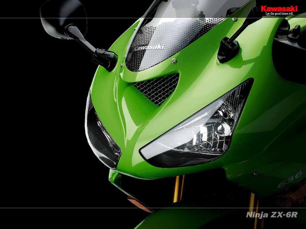Hd Wallpapers Blog: Kawasaki Ninja Zx 6r