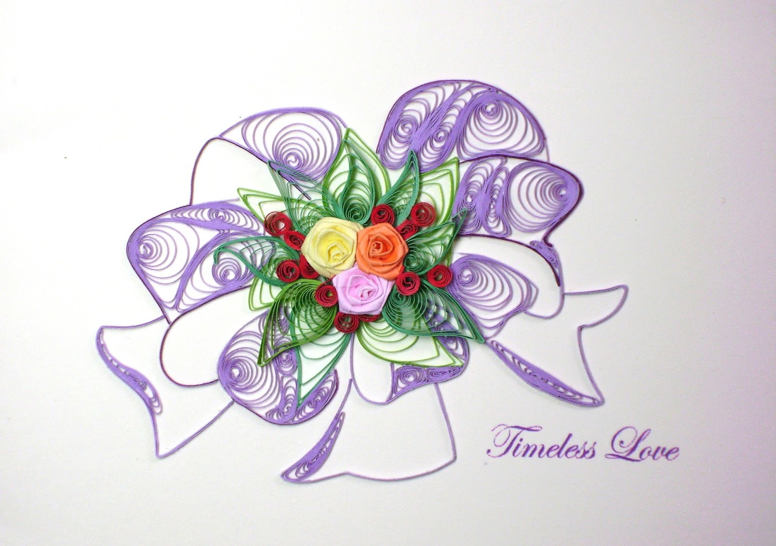 Quilling - DIY for U - by Ale