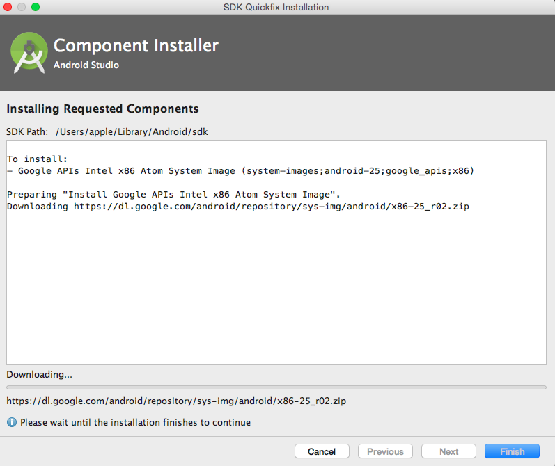 Android Hello world example using Android Studio - Java2Blog