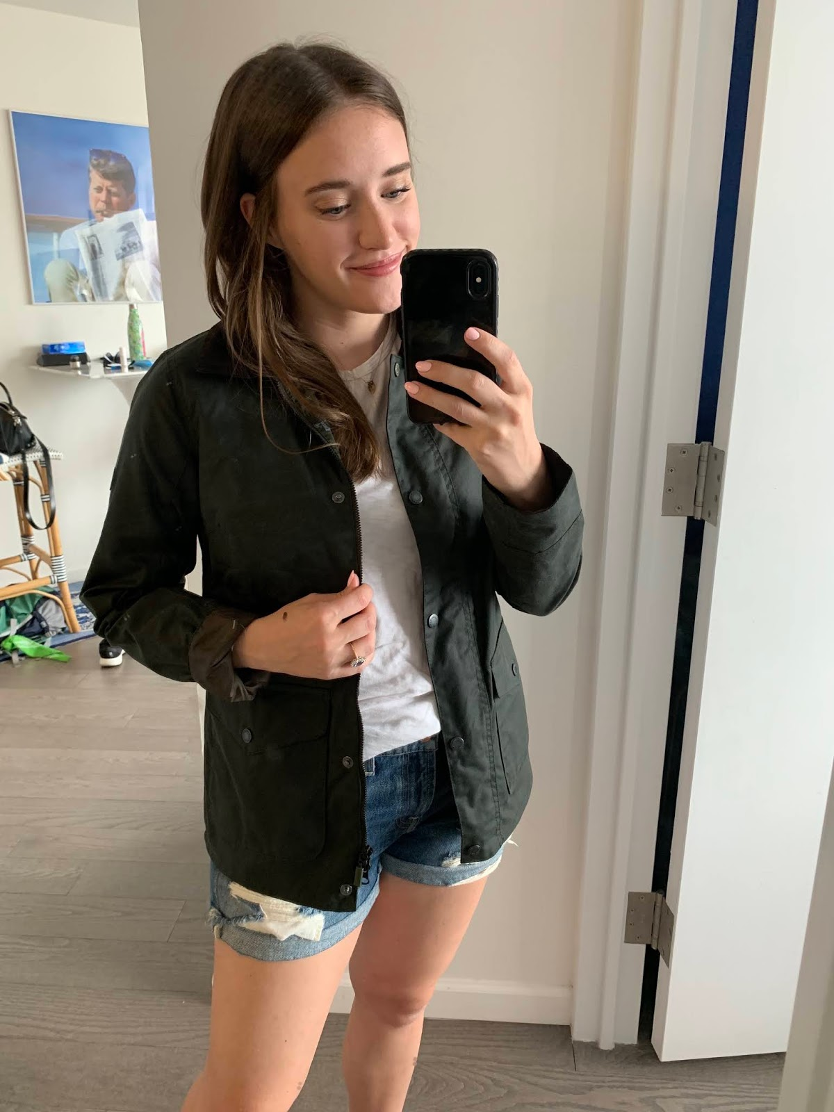4ff429835 Review (+ Comparison) of the Barbour Jackets in the Nordstrom Sale ...