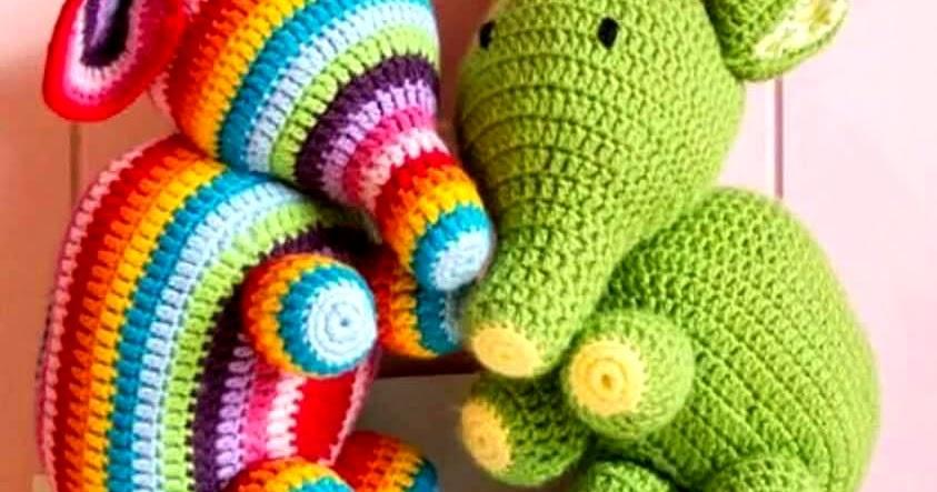 Amigurumi Cactus Tejido A Crochet Regalo Original : Amigurumi linguine bunny kalulu for