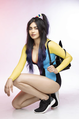 Adah Sharma Sexy Photo