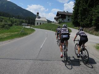 Eine von vielen quaeldich Rennradreisen brauchte 20 Frau/Mann nach Lienz Osttirol