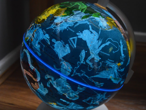 Review | Oregon Scientific Smart Globe Myth