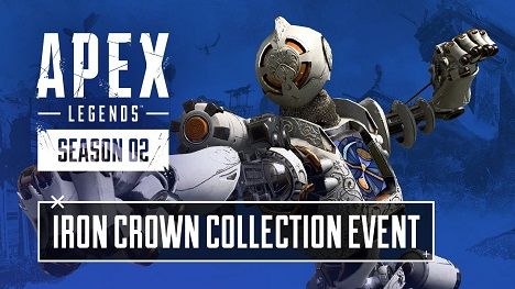 Apex Legends: Iron Crown Collection Event Trailer