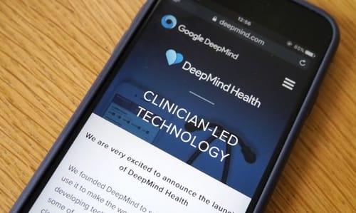 Google stops doctors support app Streams