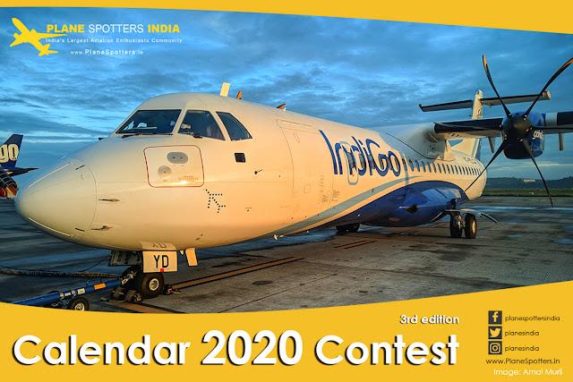 Calendar 2020 Contest