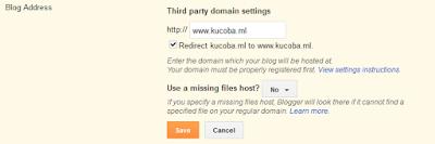Inilah Cara Terbaru mendapatkan domain TLD GRATIS plus Setting ke Blogger Langsung