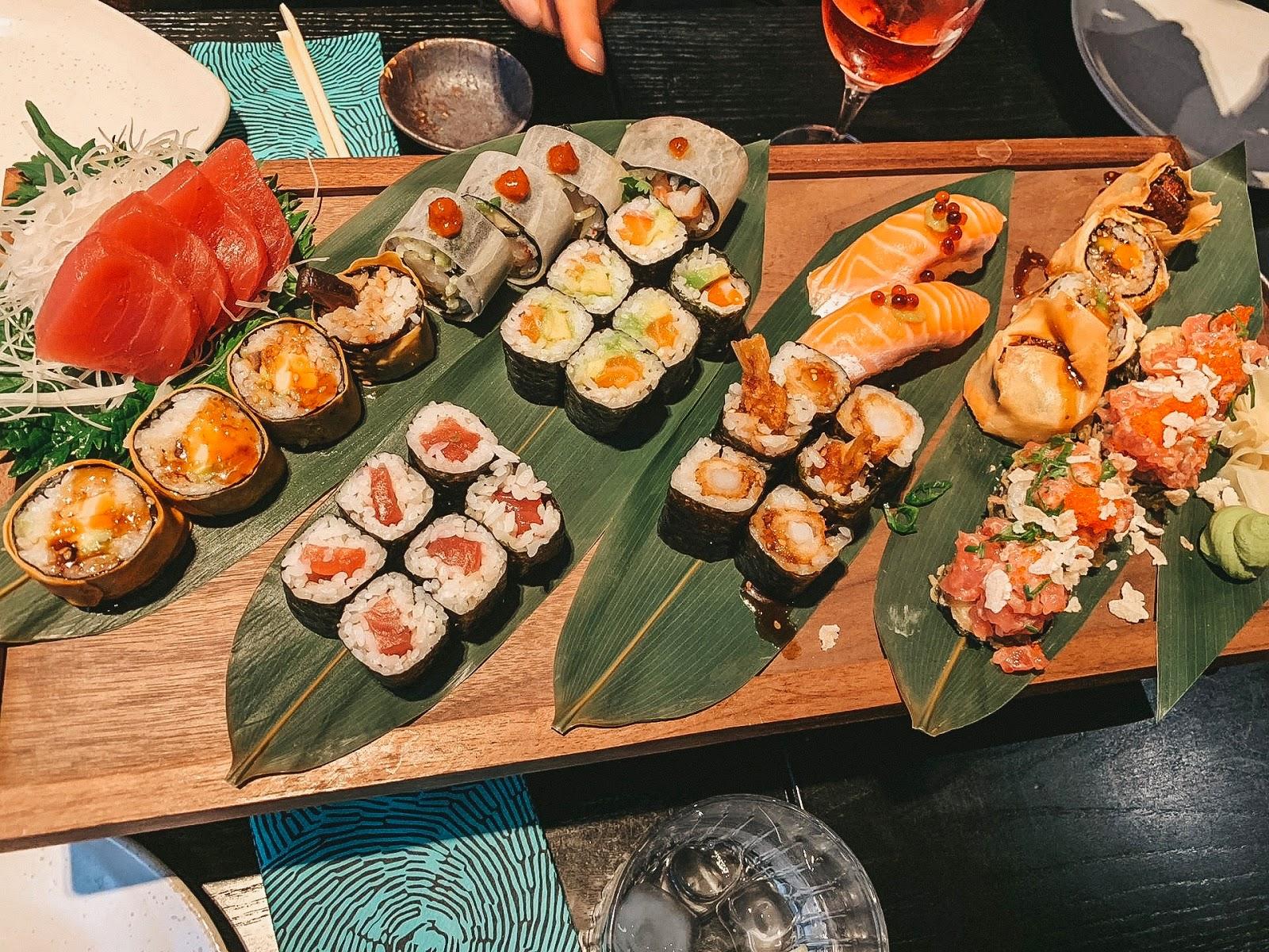Kai Sushi Zurich   Restaurant review
