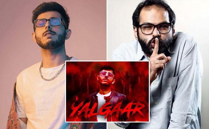YALGAAR SONG COPIED? KUNAL KAMRA ACCUSED CARRYMINATI