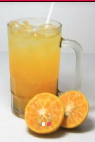 Es Jeruk Segar : jeruk, segar, Tampilan, Dinamis:, Membuat, Jeruk, Peras, Segar, Adjie