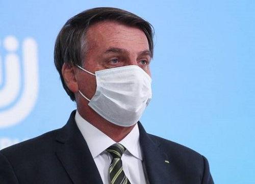 'Não será comprada', diz Bolsonaro sobre vacina chinesa contra Covid-19.