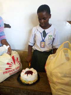 #FriendshipFriday : Fair life Africa surprises Miss Mary