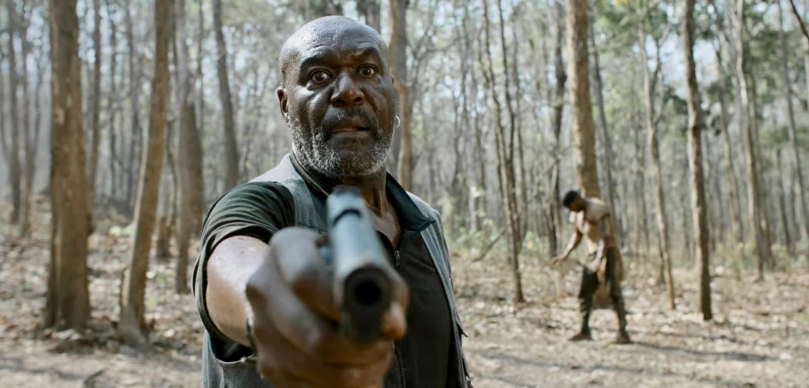 cult film freak: DELROY LINDO STARS IN 'DA 5 BLOODS' DIRECTED BY SPIKE LEE