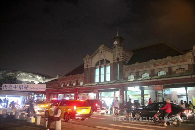 taichung railway station
